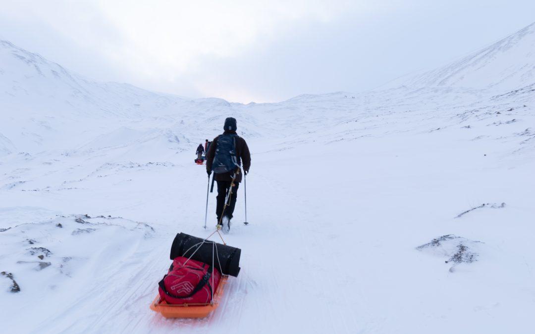 Mini-Expédition au Svalbard