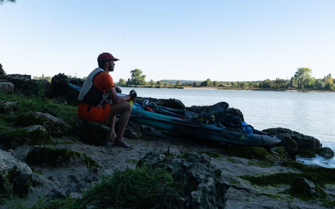 Seinayak, ou la descente de la Seine en kayak !